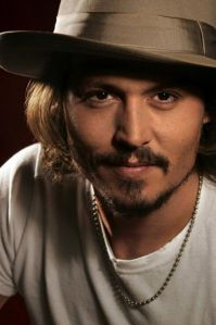 Johnny Depp by Dan MacMedan